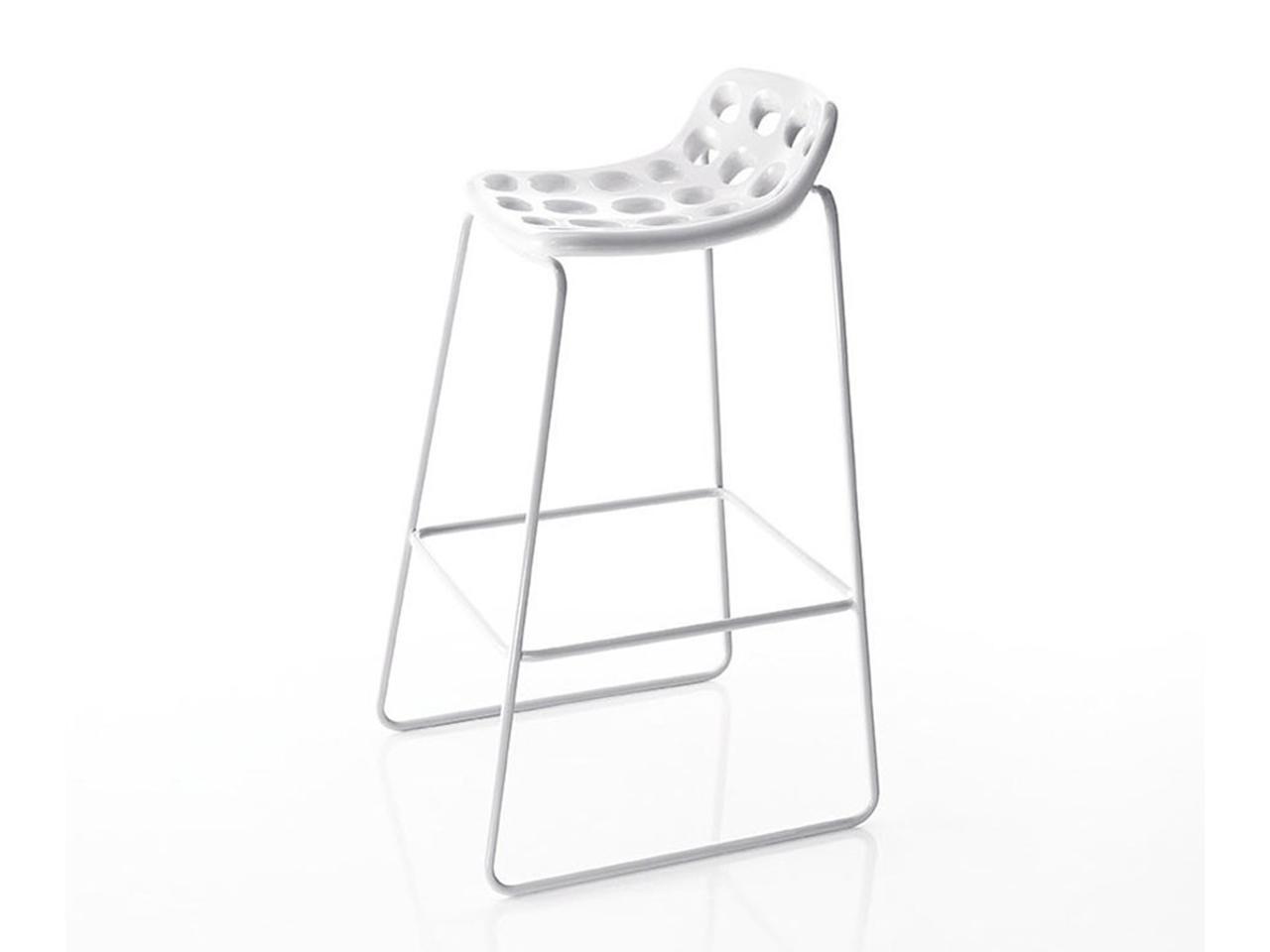 Барный пластиковый стул Chips