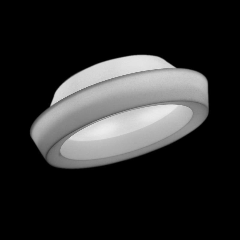 Пластиковый подвесной светильник Ufo