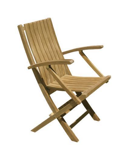 Кресло деревянное складное Onda