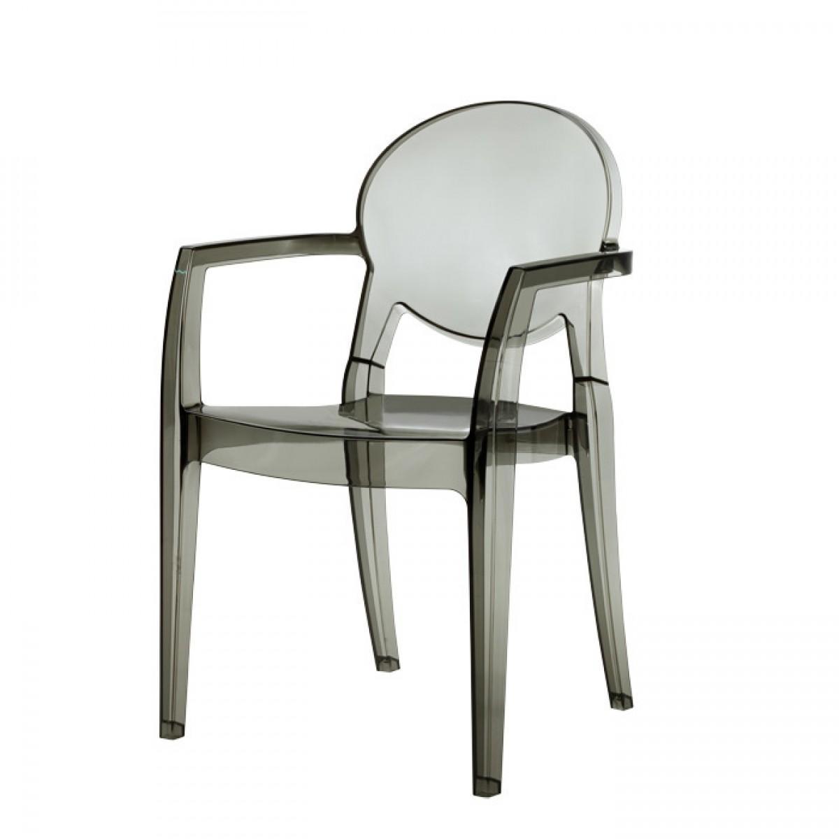 Кресло прозрачное Igloo
