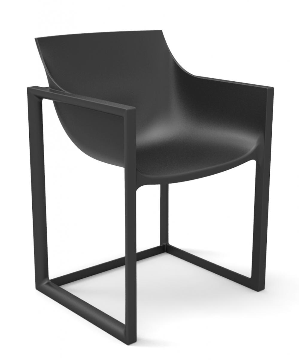 Кресло пластиковое Wall Street Armchair