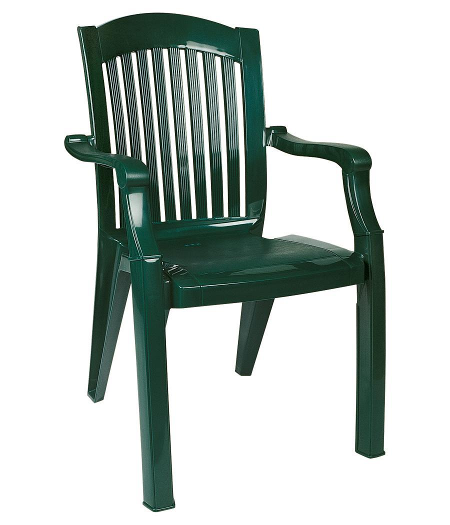 Кресло пластиковое Classic