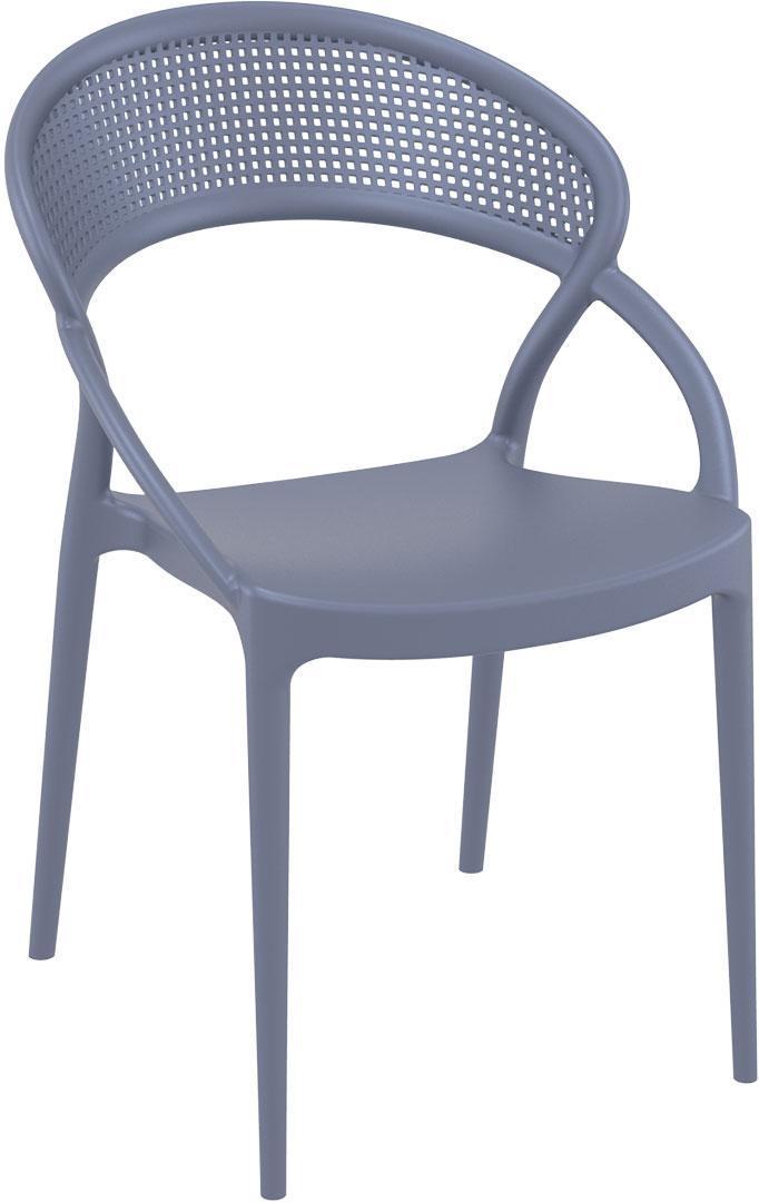 Кресло пластиковое Sunset