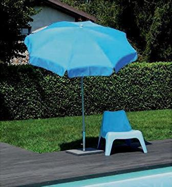 Зонт садовый с поворотной рамой Borgo