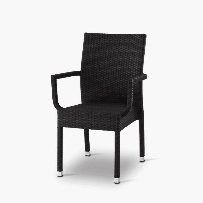Кресло плетеное GS 917