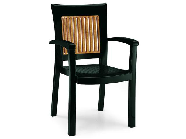 Кресло пластиковое Top Contract