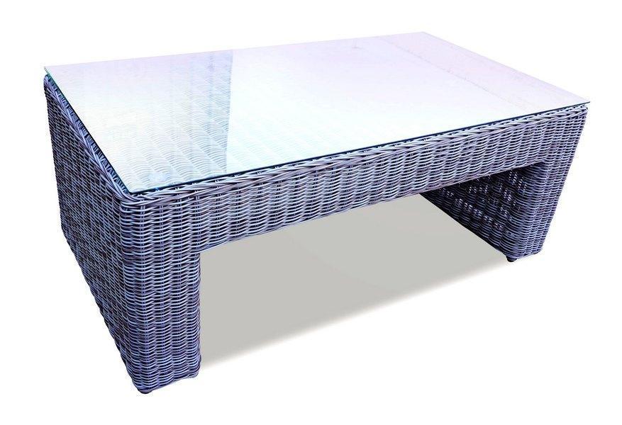 Стол плетеный кофейный Sunstone