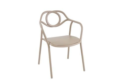 Кресло металлическое Zahir