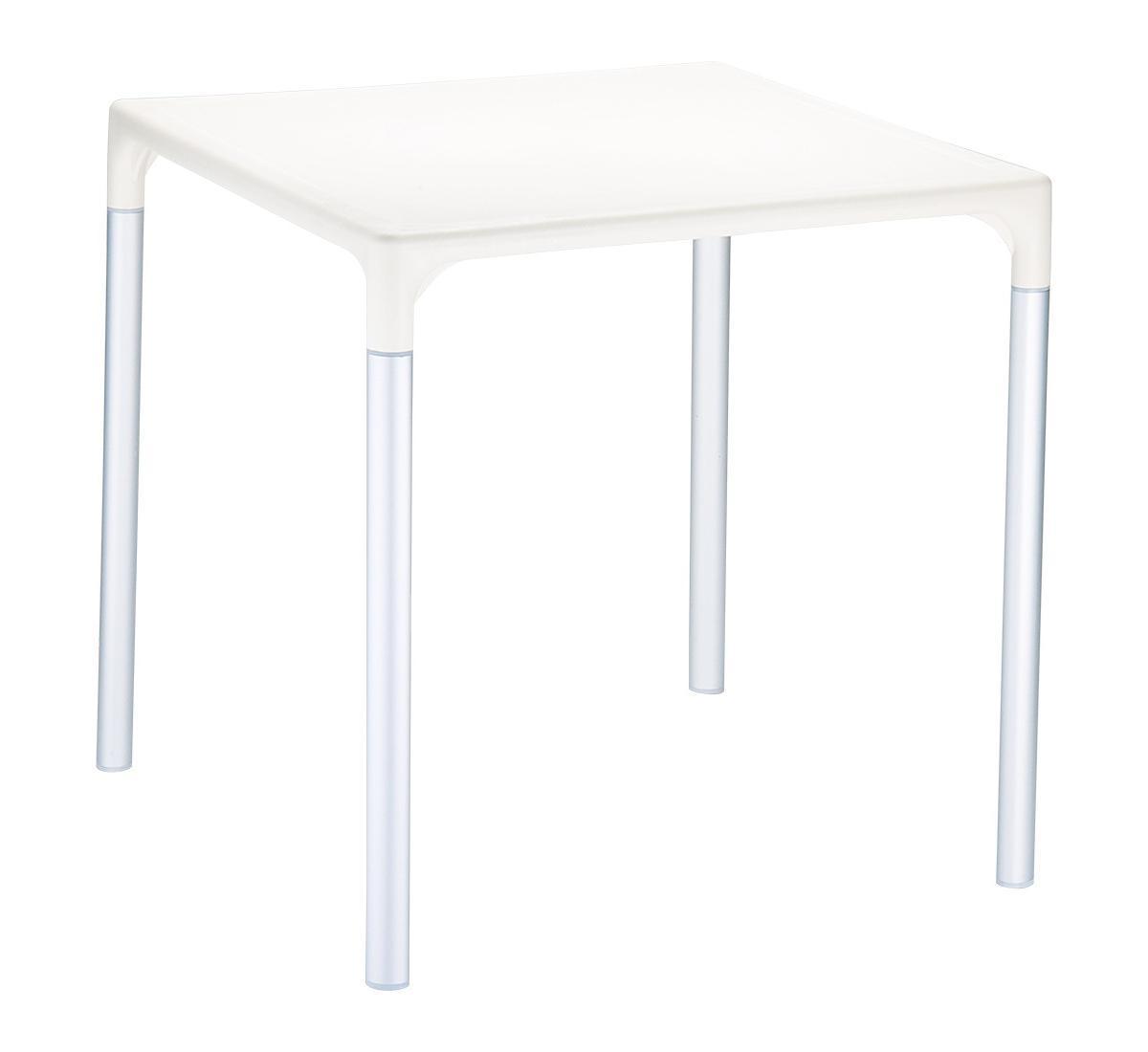 Стол пластиковый Mango Alu
