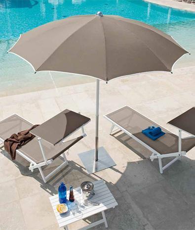Зонт пляжный профессиональный Cezanne