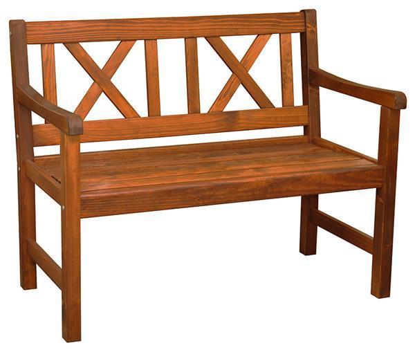 Скамейка двухместная Linda