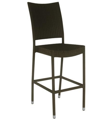 Барный плетеный стул Tonga