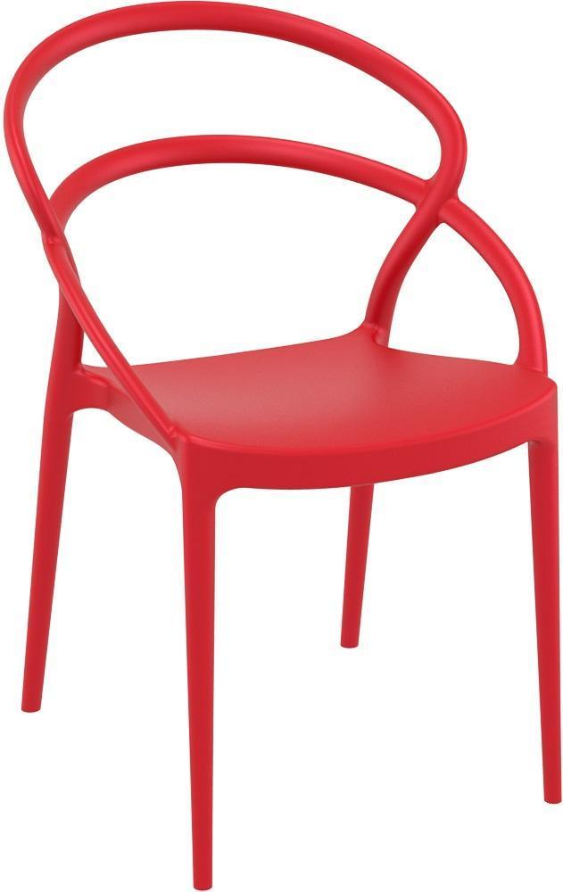 Кресло пластиковое Pia