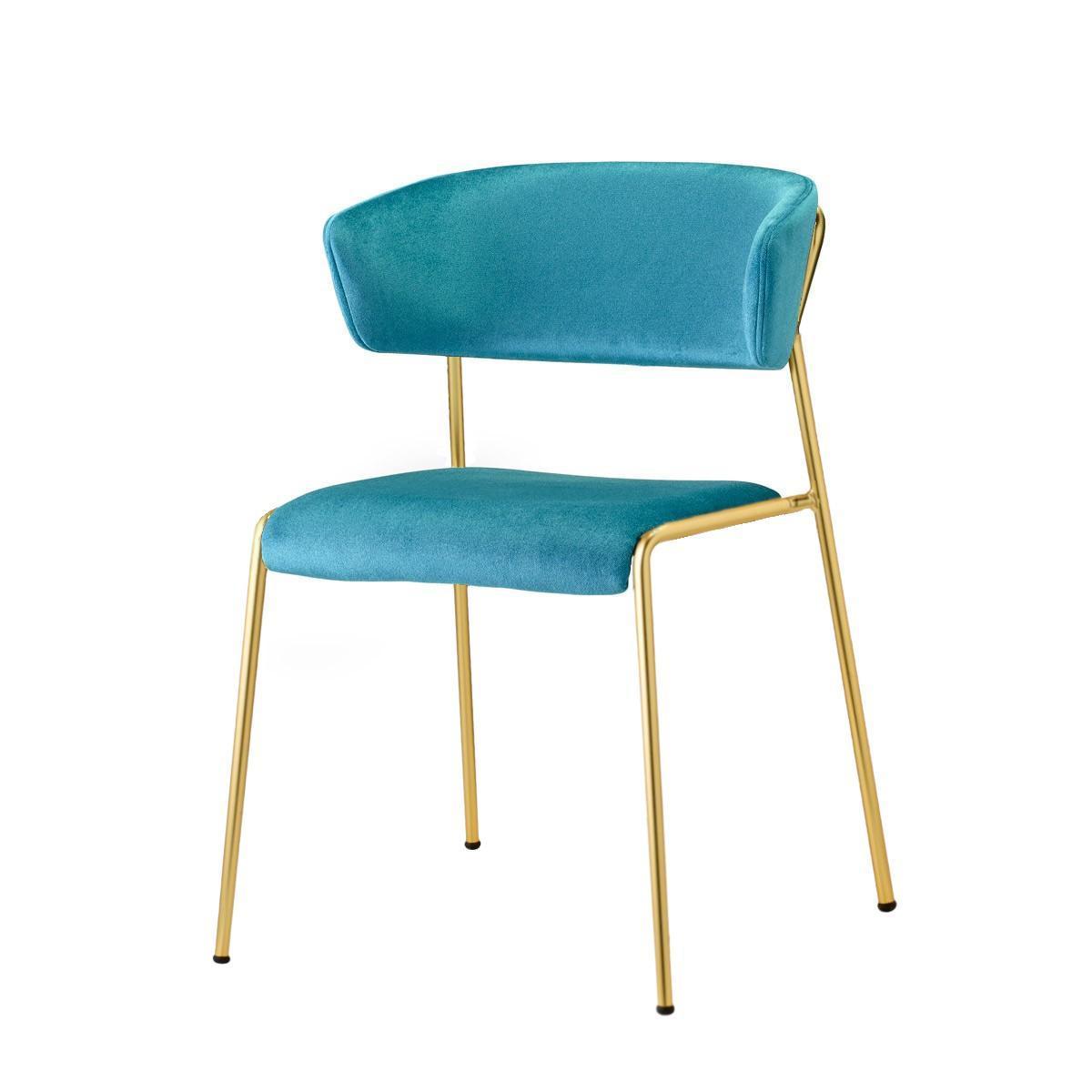 Кресло с обивкой Lisa armchair