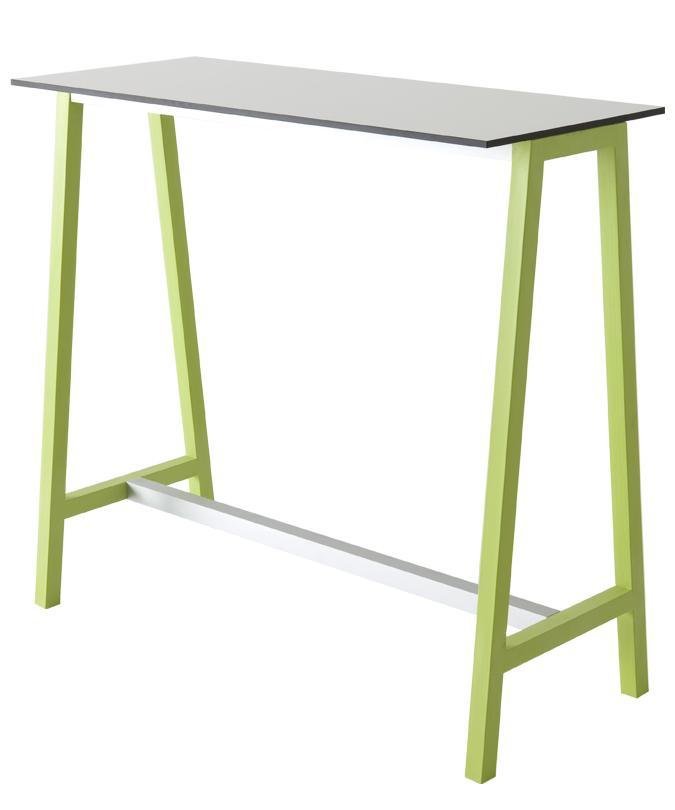 Стол ламинированный барный Step