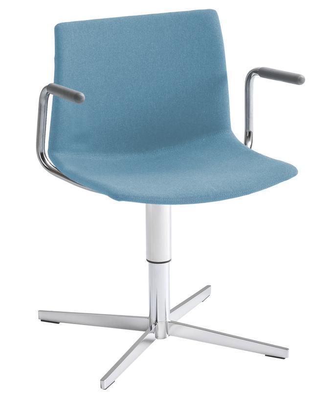 Кресло с обивкой Kanvas 2 LB Front
