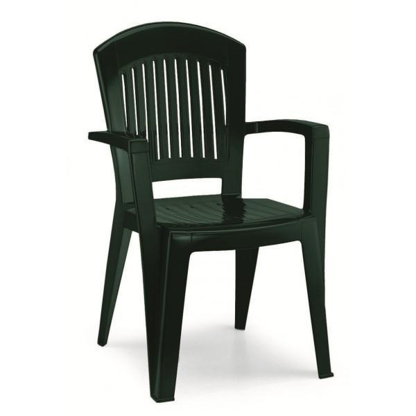 Кресло пластиковое California Vip Monobloc