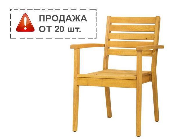 Кресло деревянное Caro