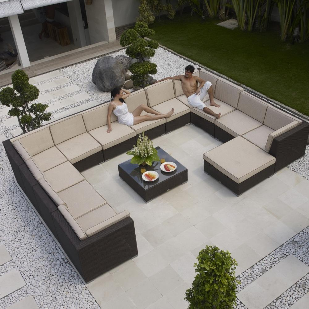 Комплект плетеной мебели Pacific