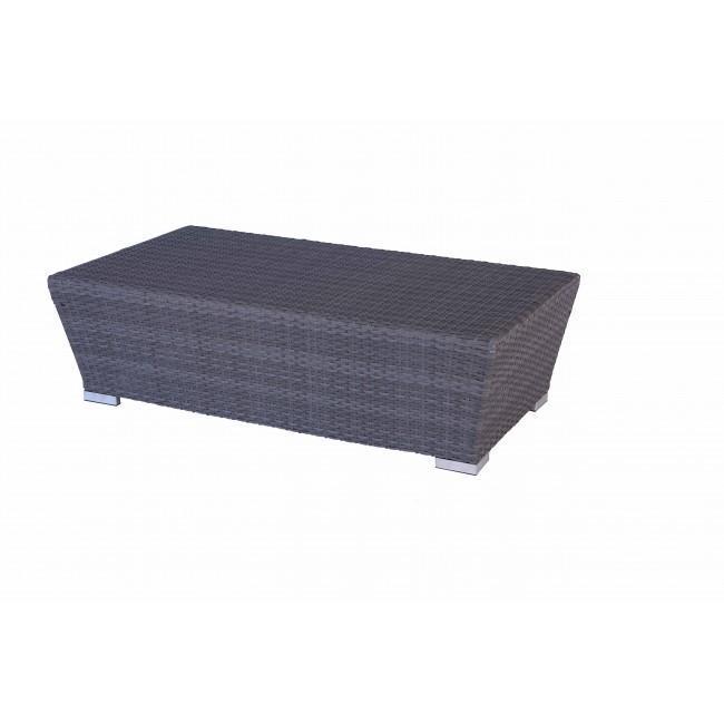 Стол плетеный журнальный Calliope