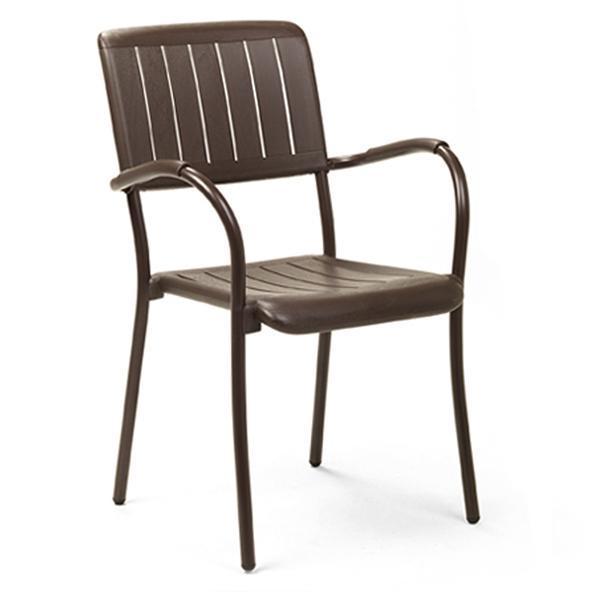 Кресло пластиковое Musa
