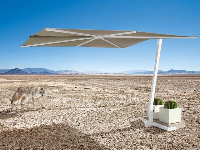 Солнцезащитная система Flat