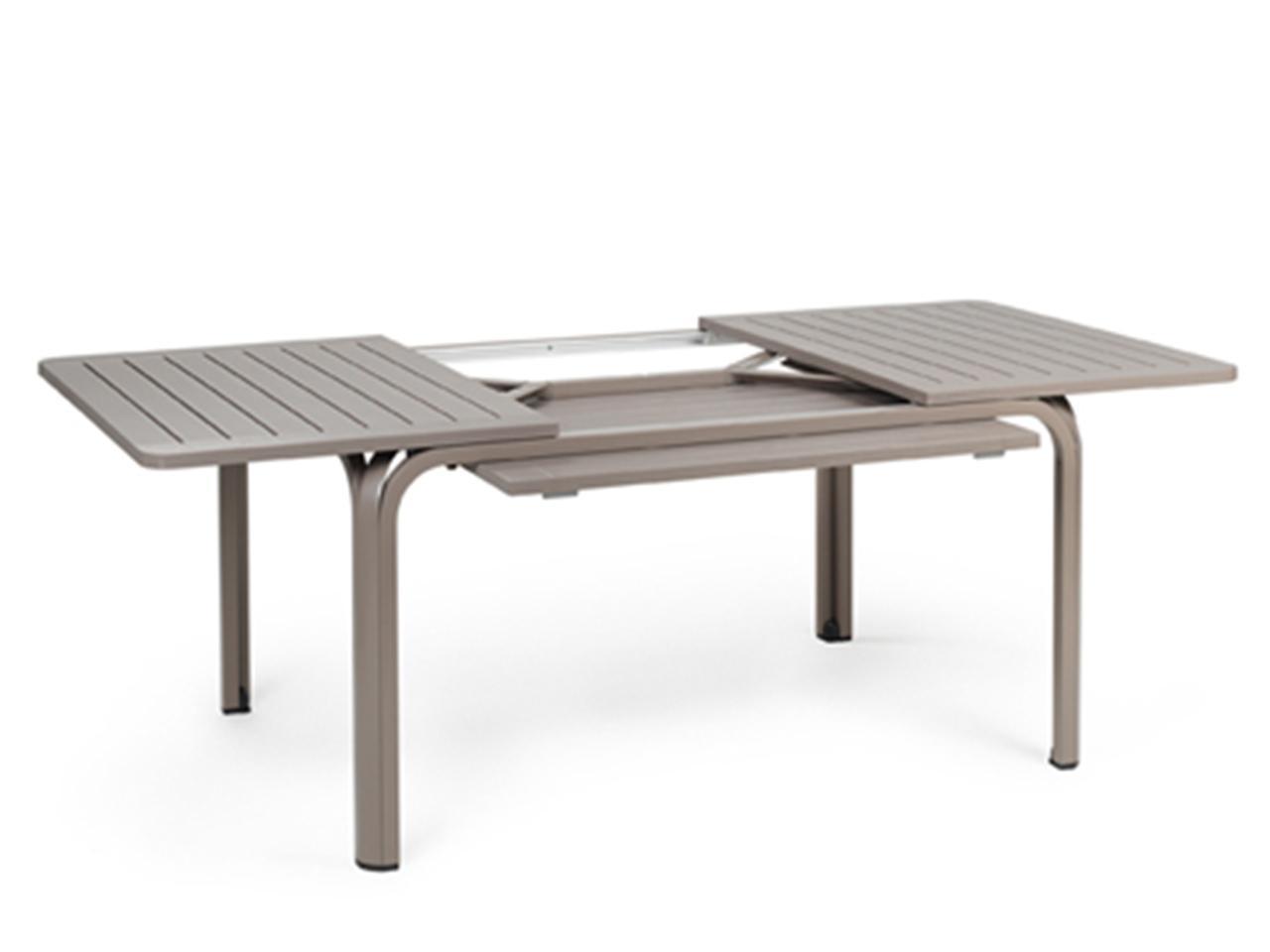 Стол пластиковый раздвижной 210-280 Extensible Alloro