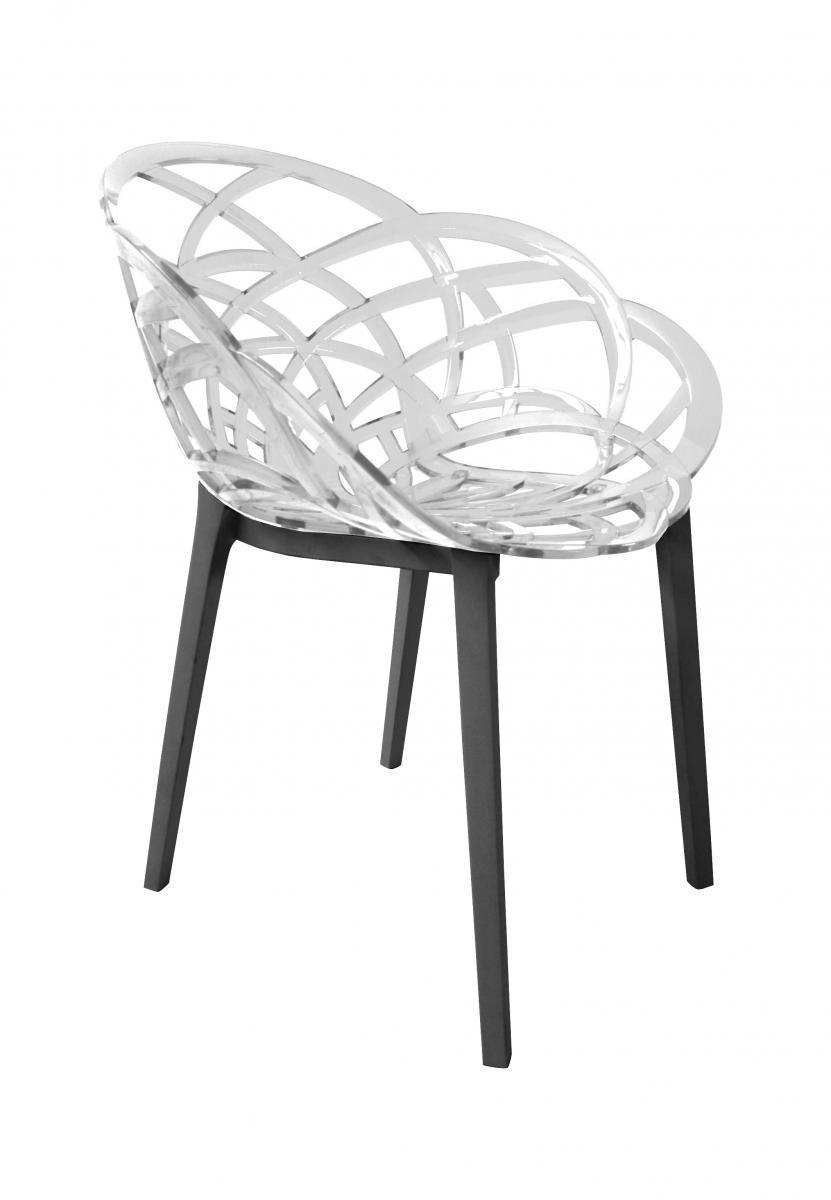 Кресло пластиковое Flora