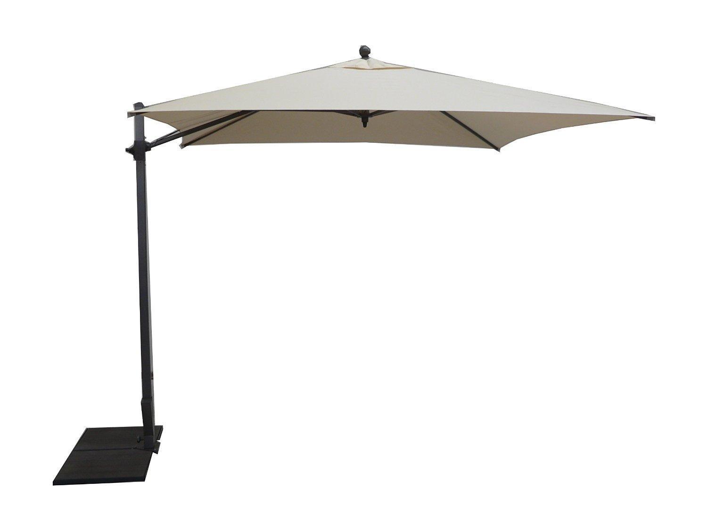 Зонт садовый с поворотной рамой Kronos