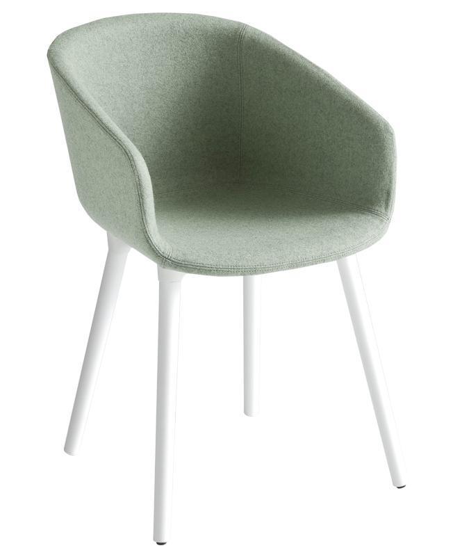 Кресло с обивкой Basket Chair BP