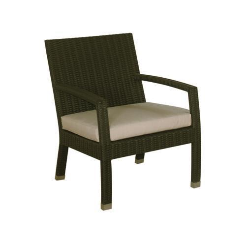 Кресло плетеное с подушкой Sentosa
