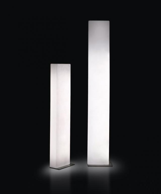 Светильник пластиковый напольный Brick Lighting LA