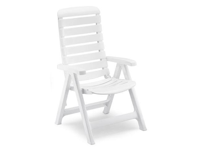 Кресло пластиковое Cleopatra armchair