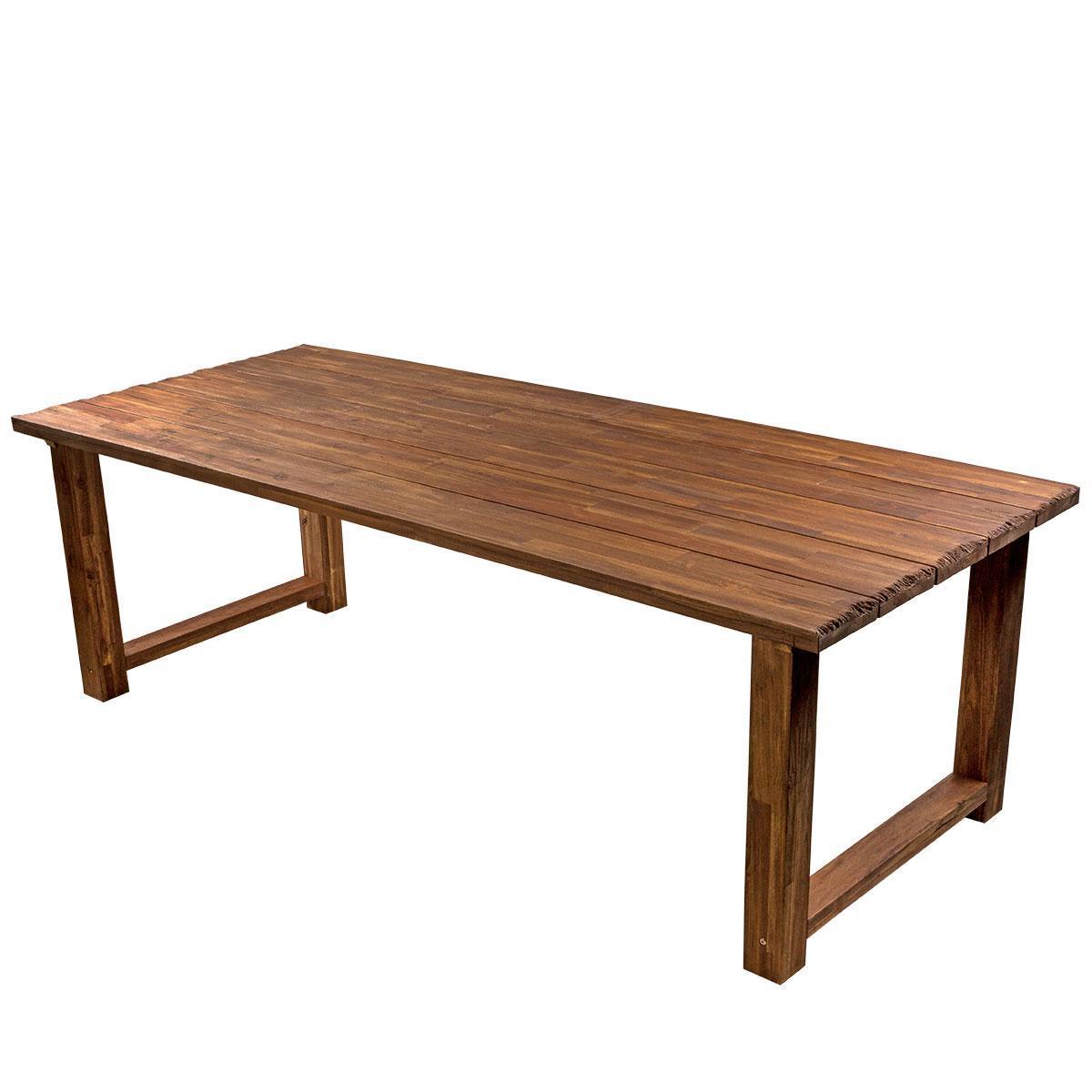 Стол деревянный обеденный Matera