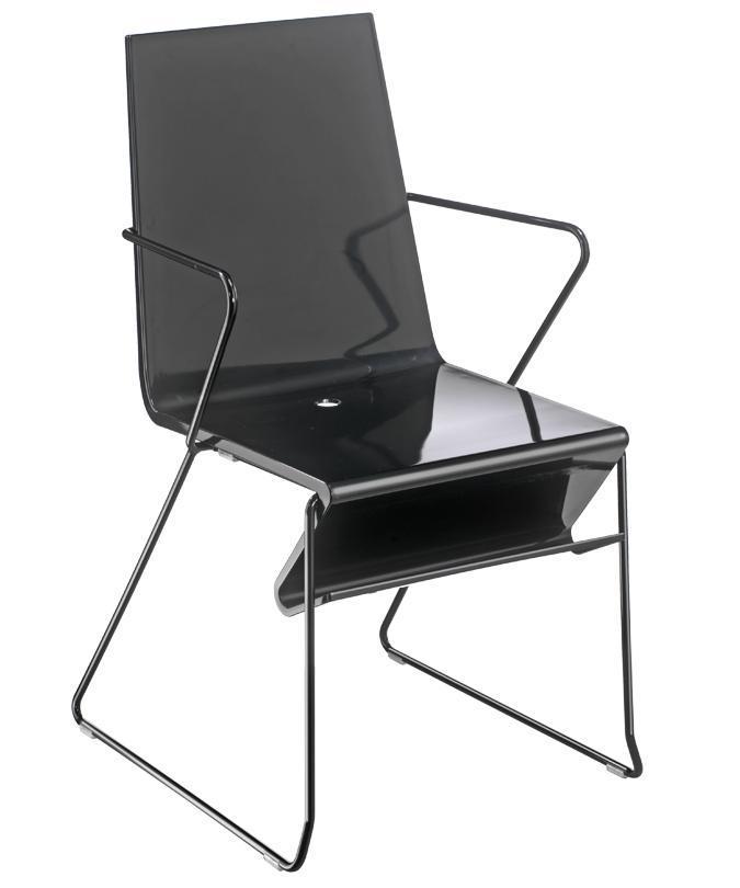 Кресло пластиковое Snake 45