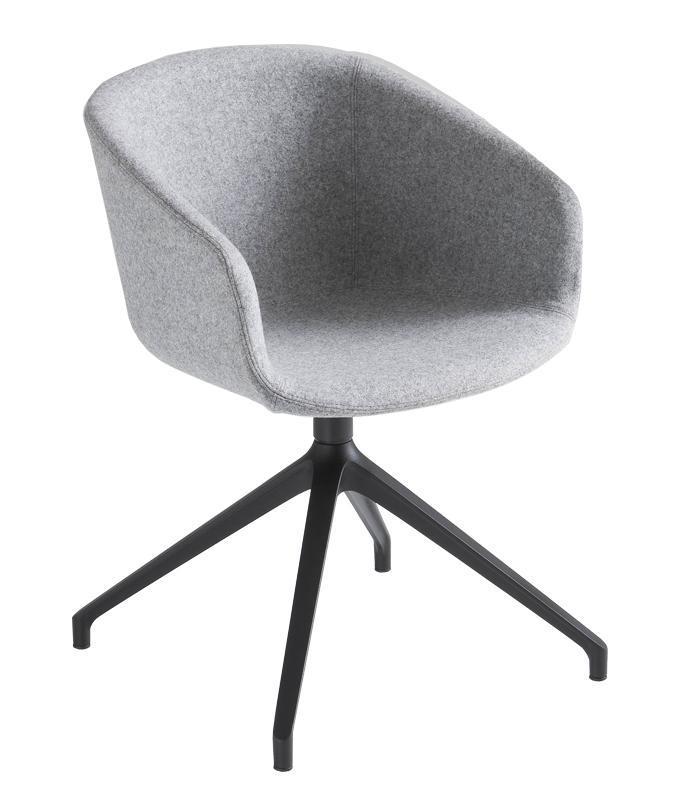 Кресло с обивкой Basket Chair U