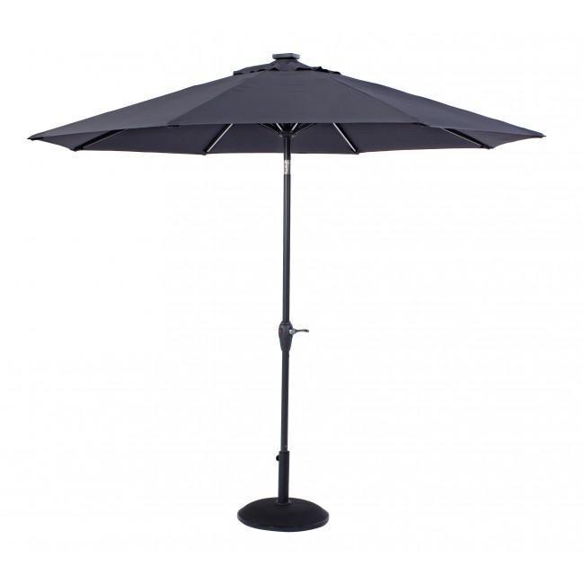 Зонт профессиональный с подсветкой Marsala