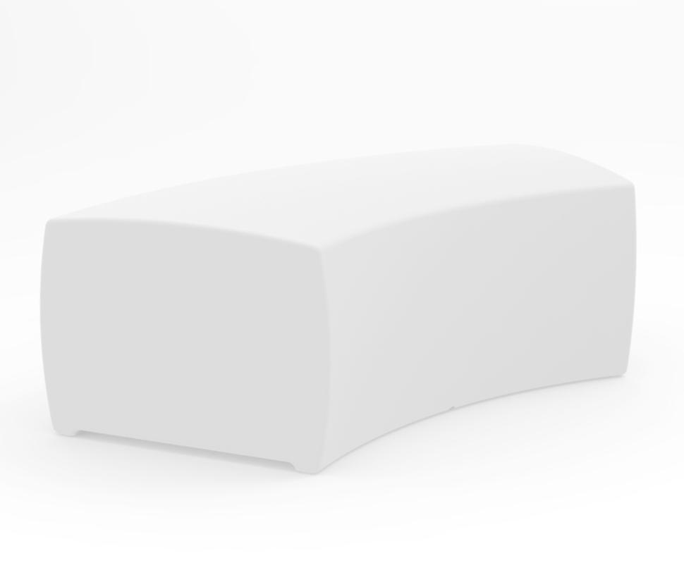Скамья пластиковая And Bench Basic