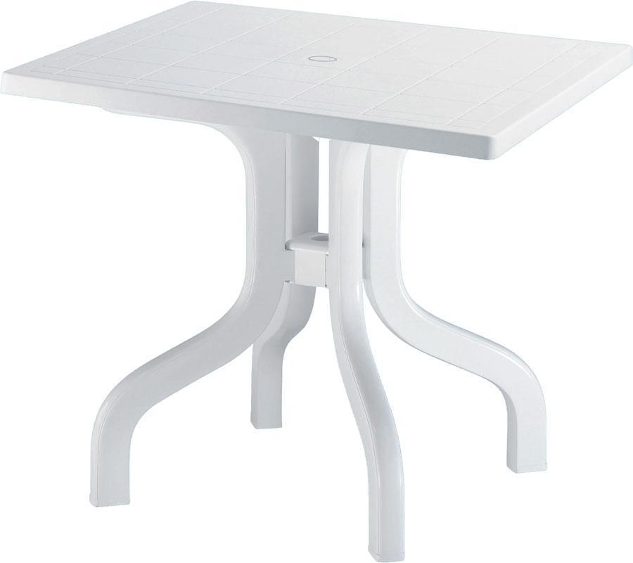 Стол пластиковый обеденный Ribalto Contract 80