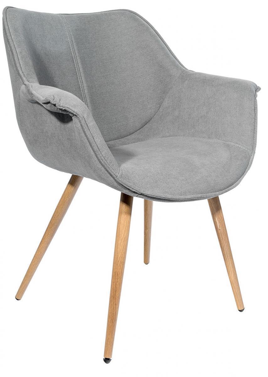 Кресло с обивкой Джулиан
