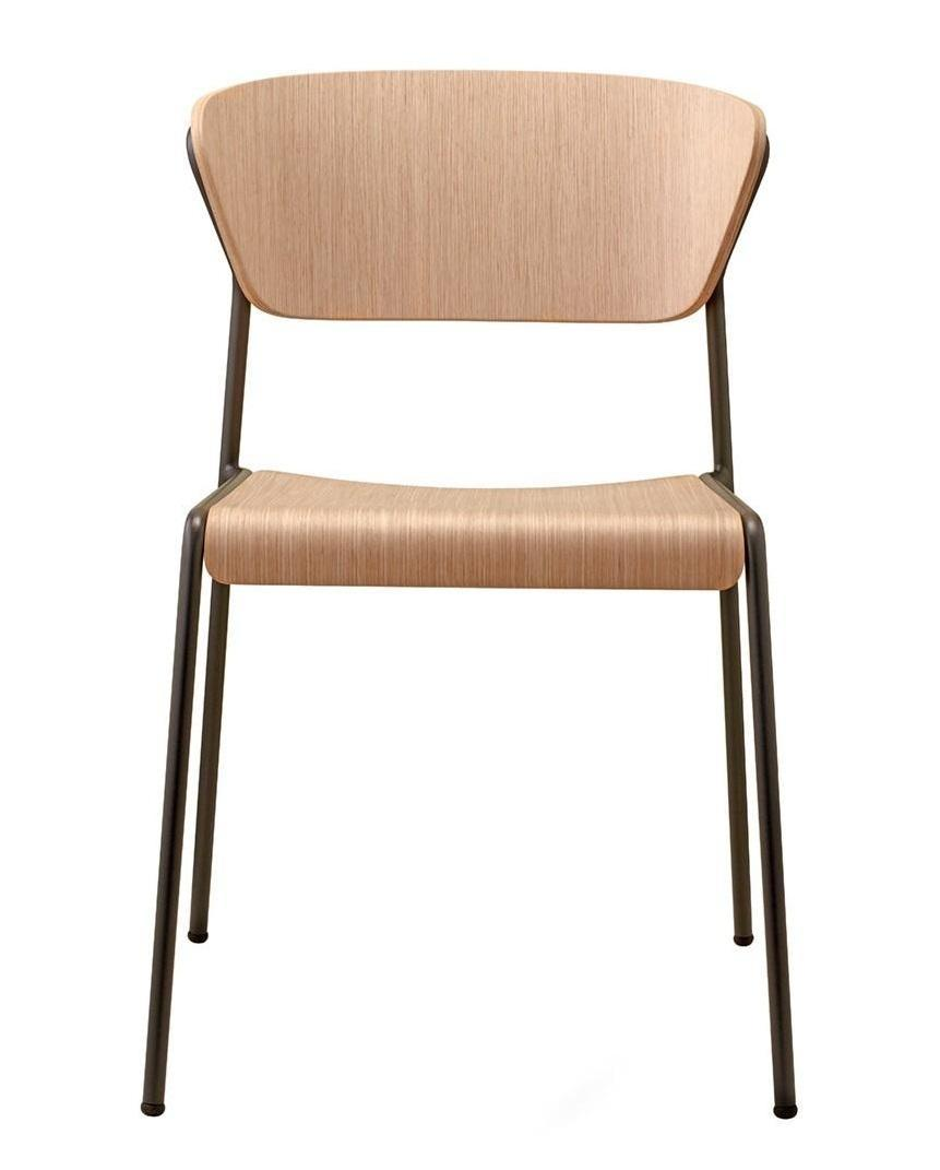 Стул деревянный Lisa Wood chair