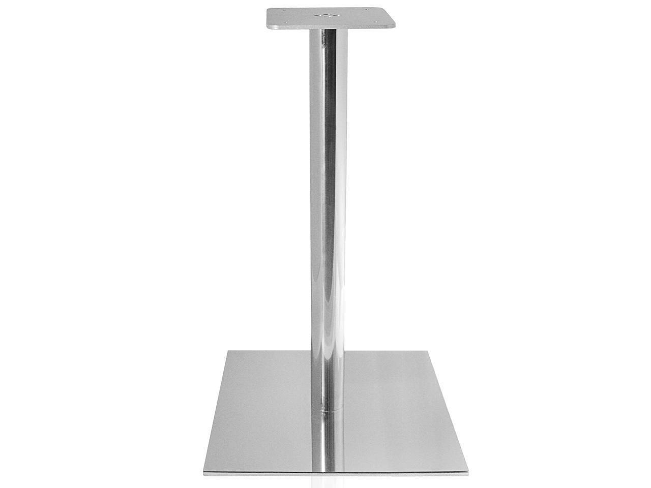Подстолье металлическое РКС-001400 Stainless steel