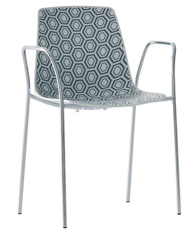 Кресло пластиковое Alhambra TB
