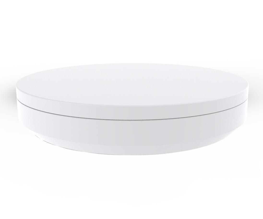 Лежак пластиковый Vela Round Basic