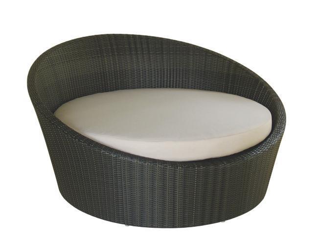 Шезлонг-лежак плетеный Sentosa