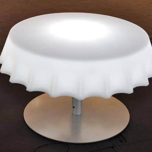 Стол пластиковый светящийся Fizzz Lighting