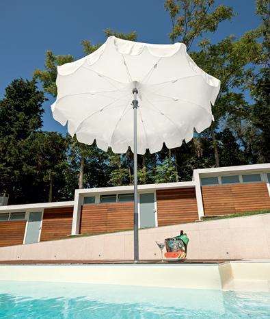 Зонт пляжный профессиональный Dali