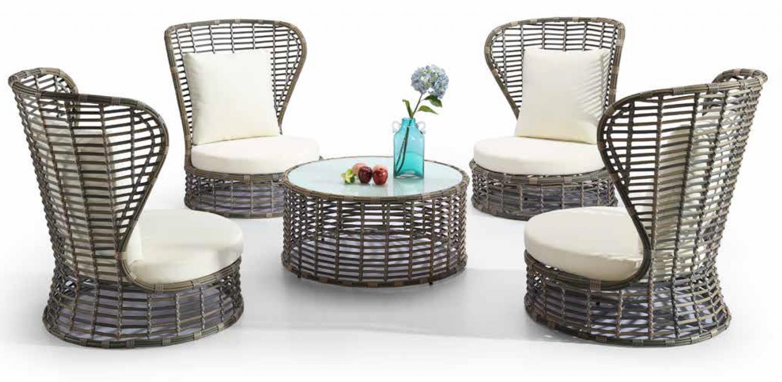Комплект плетеной мебели Montana