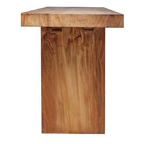 Стол деревянный барный Suar