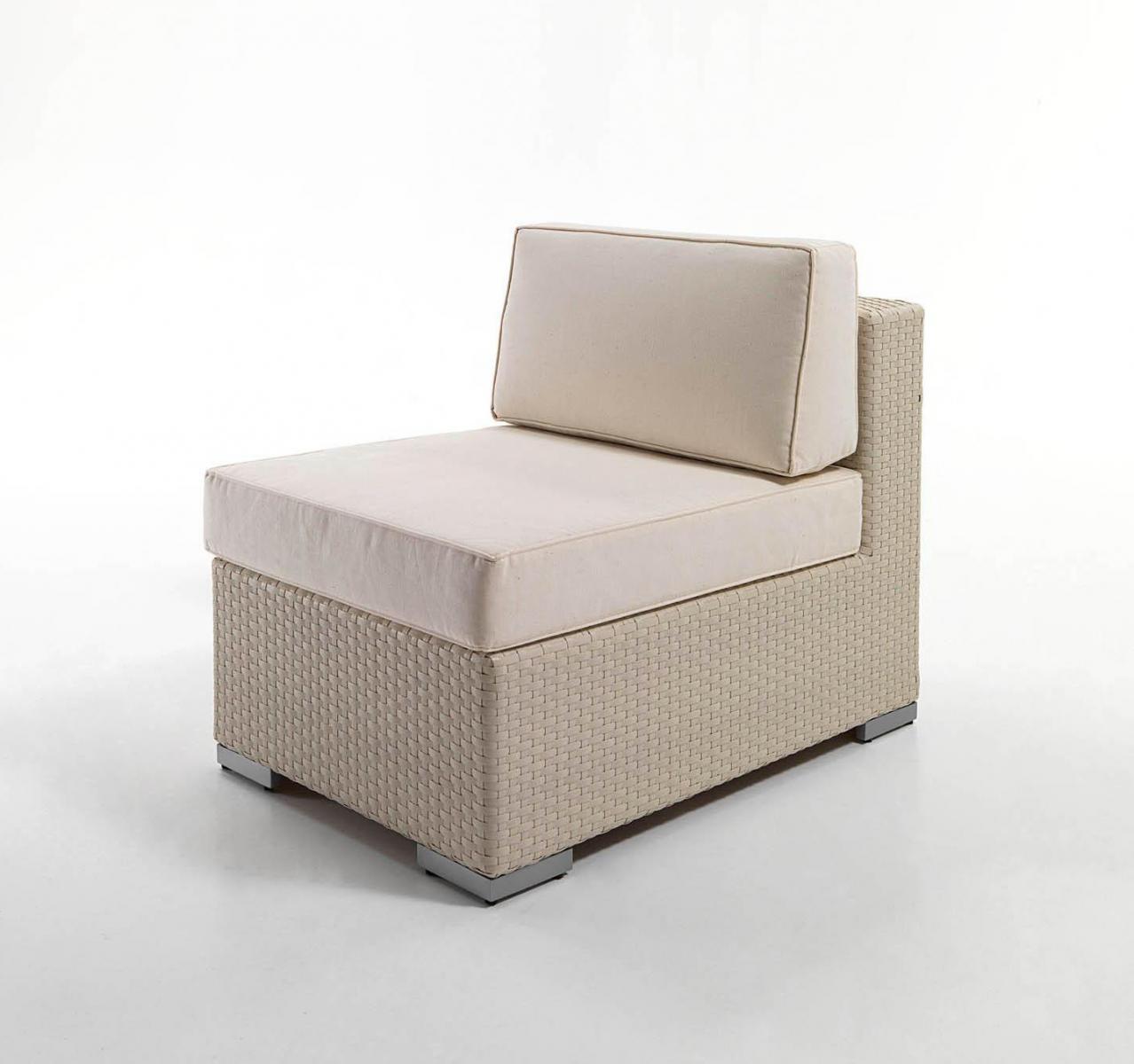 Одинарный элемент с подушкой Habana Modulare